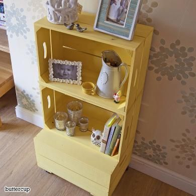 pallet crate furniture. large two apple crate shelving unit pallet furniture
