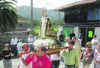 Resultado de imagen de fiestas de Nuestra Señora de Covadonga,
