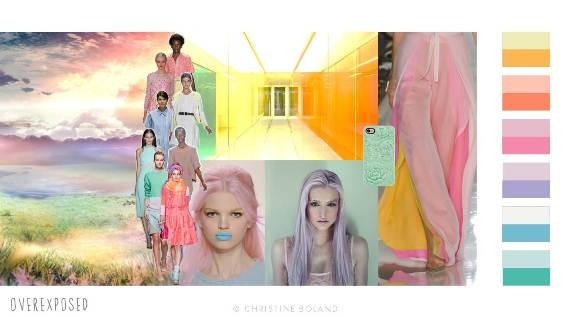 "SS14 Trend ""Overexposed"" by Christine Boland"