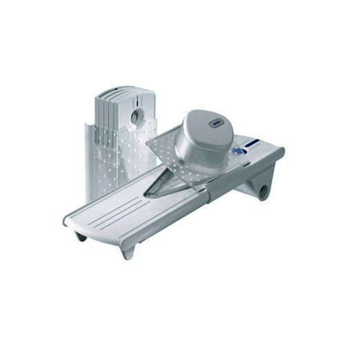 Zyliss Easy Slice Mandoline Slicer - Buy Zyliss Easy Slice Mandoline Slicer - White - Get Lowest Prices! Zyliss - Swiss innovative brand, with state of the art technology.  Zyliss products are dishwasher safe and come with a five year warranty to be free from defects in material and workmanship.