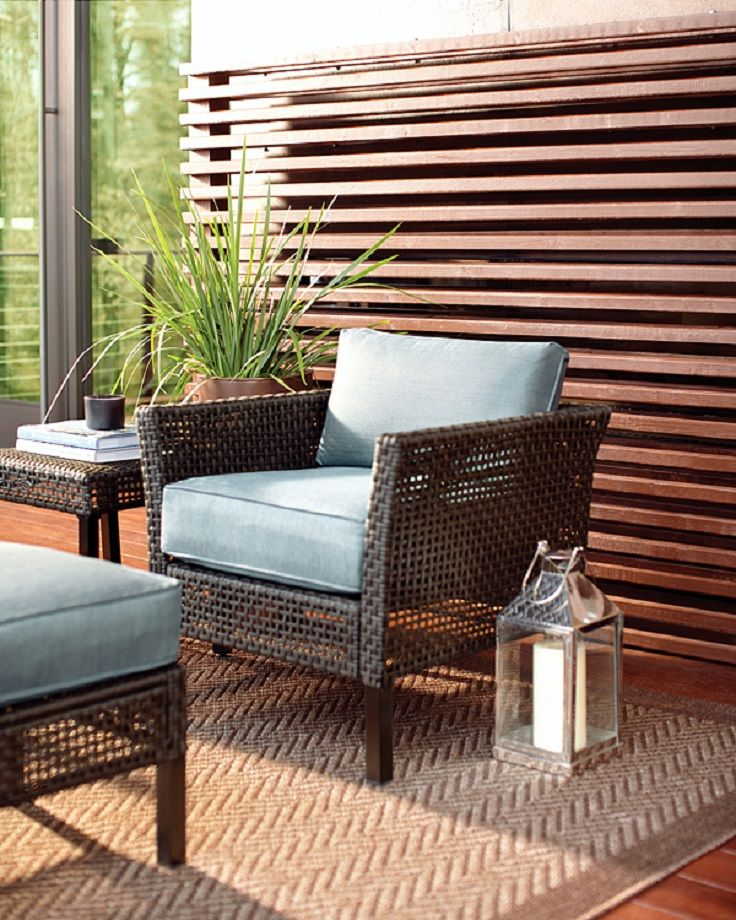 Top 10 clever diy patio privacy screen ideas patio for Outdoor privacy screen designs