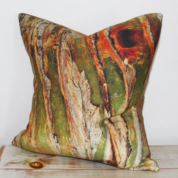 green palm pillow definition pillow reading by CAYOCOCOCUSHIONS