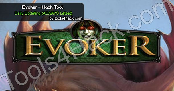 Evoker Hack / Cheats Tool - SEPTEMBER 2014 will generate GEMS and COINS! Our Evoker Hack v4.2 is the latest version of Evoker Hack. Try Evoker Hack!