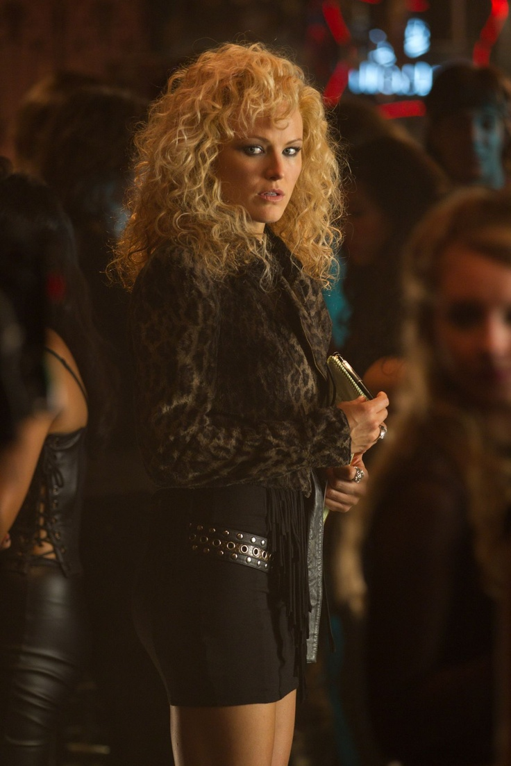 Is it bad that I LOVE this hair? like sexy perm much..Constance - Rock of Ages