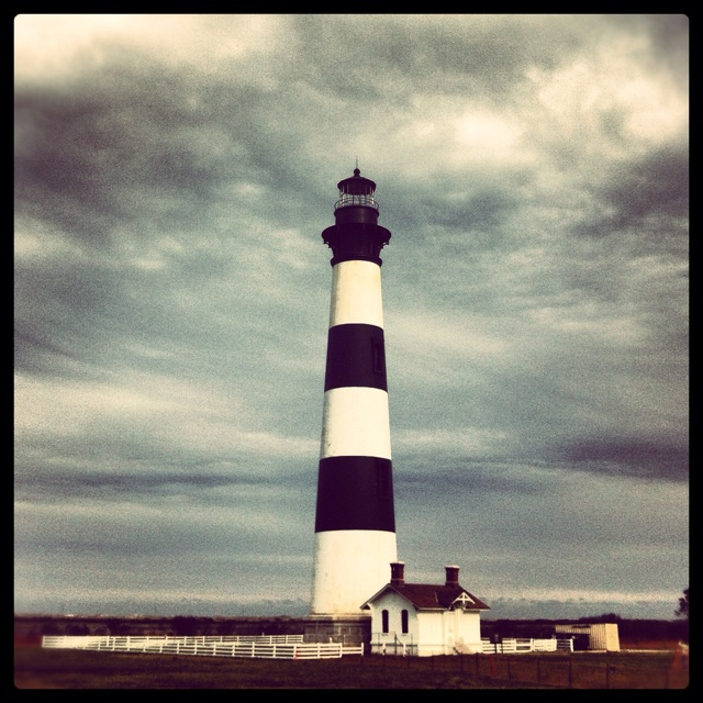 Bodie lighthouse, OBX NC- I plan on seeing this come June!