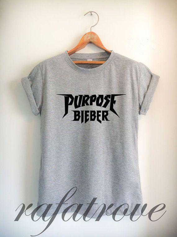 Justin Bieber Shirt Purpose Tour T Shirt Purpose Tour by RafaTrove