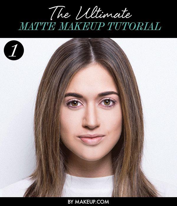 The Ultimate Matte Makeup Tutorial @Makeup.com