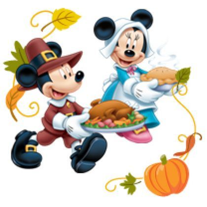 Host a Disney Thanksgiving Dinner