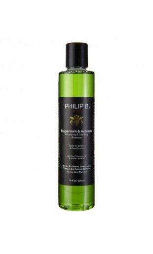 PHILIP B. Peppermint & Avocado Shampoo