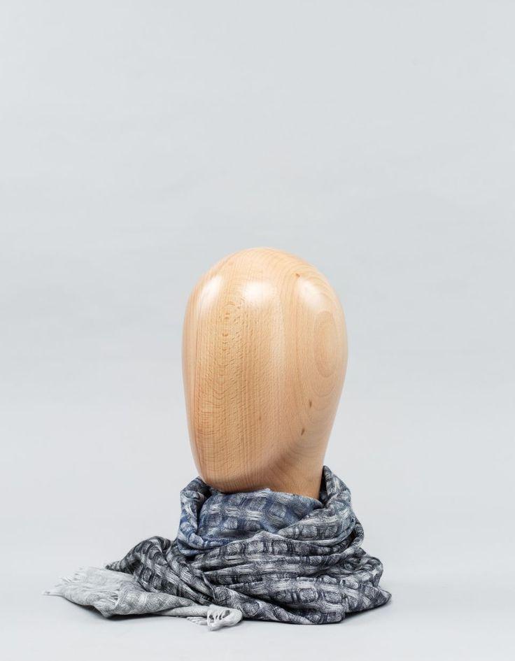 Begg & Co - Coast Cashmere Silk Scarf