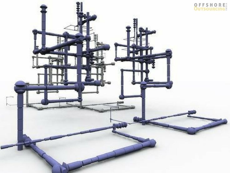 Offshore Outsourcing India provides the technical Expertise in engineering, design, construction and testing of plumbing and piping instruments and their placement within the structures. We provide various Plumbing Piping Engineering Services like Drafting, Plumbing Piping Design, Outsourcing, 3D Modeling, Pipe Failure Analysis, Piping Supports, Plumbing Drawing across the industry.