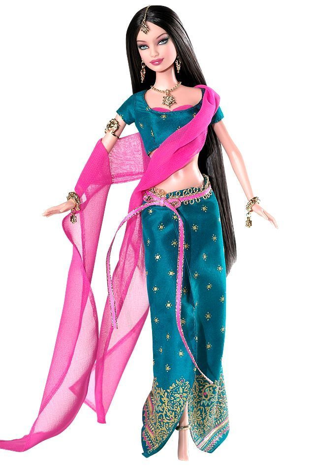 Barbie Doll Indian Wedding Dresses | Barbie | Pinterest ...