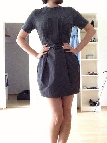 Cos Cos Collection Of Style Kleid Bustierkleid Bustier Futuristic Tulpenrock 34   eBay