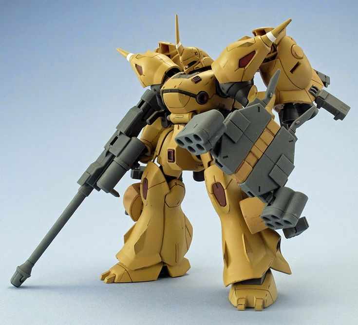 1/144 Kampfer Amazing Ground Type - Custom Build - Gundam Kits Collection News and Reviews
