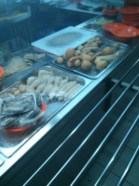 Mpek mpek Gaby #instafood #indonesia #culinary #palembang