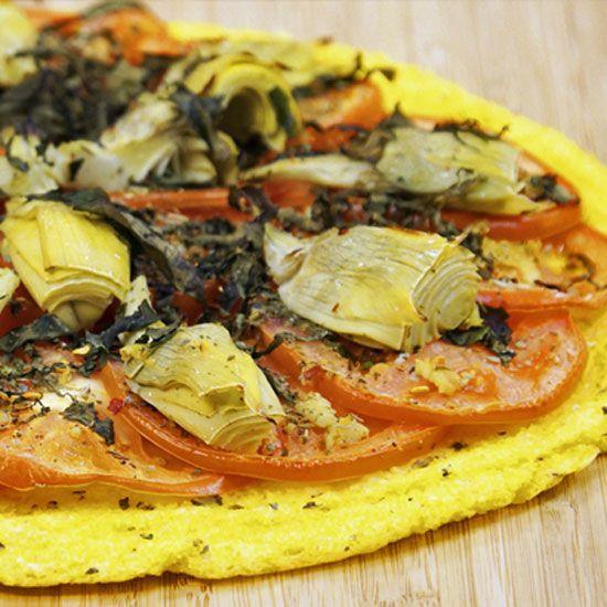 ideas about Polenta Pizza Polenta, Polenta