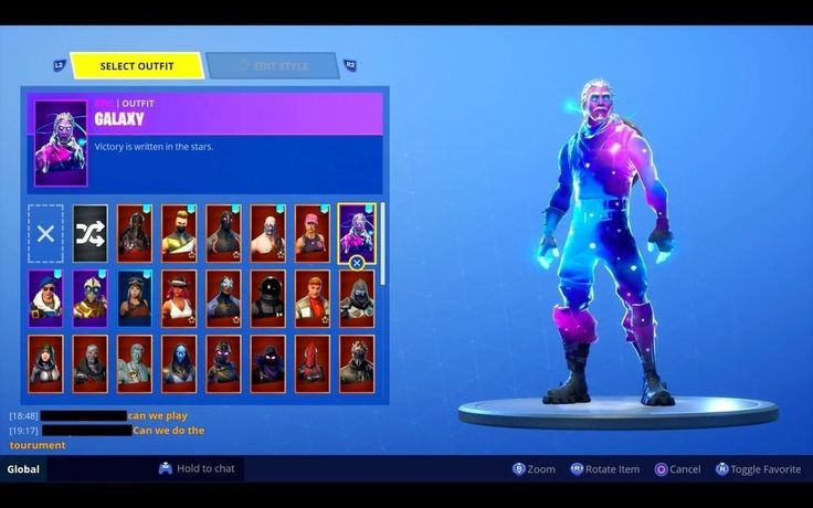 Fortnite Season 1 Renegade Raider + Black Knight Account ...