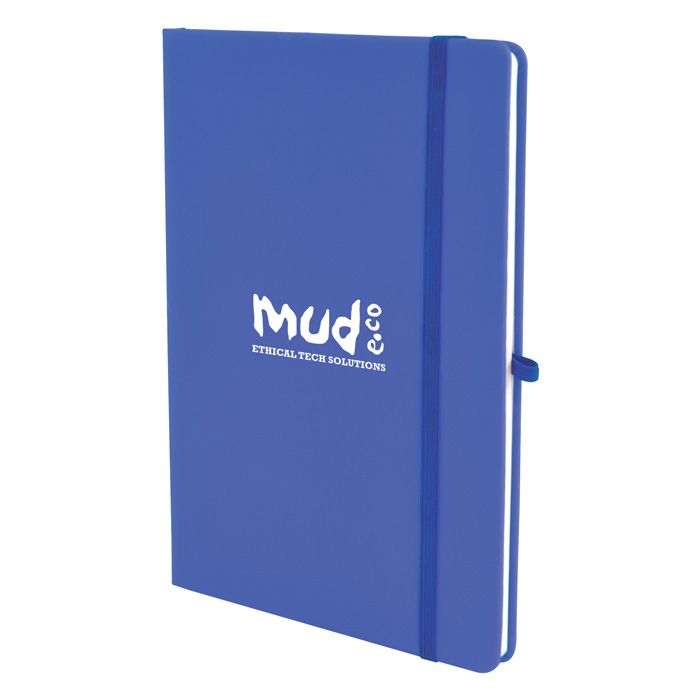 A5 Soft Touch Notebook. 80 pages for their notes! A6 & A7 also available.
