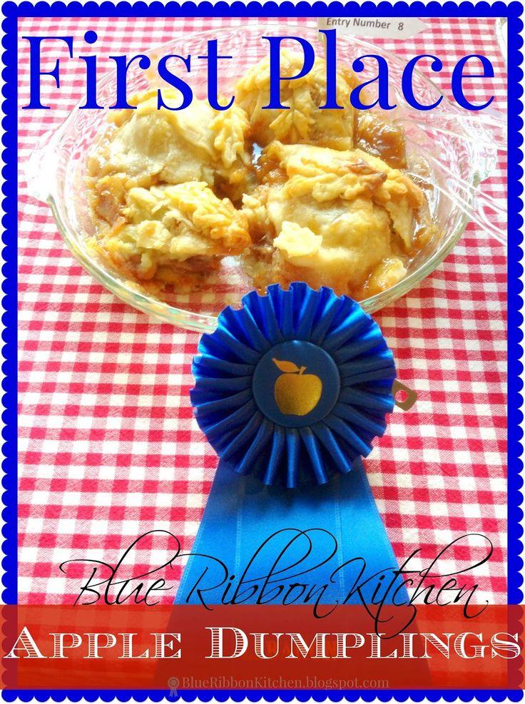 Blue Ribbon Kitchen Recipes