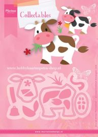 Collectables COL1426 Eline's cow - koe