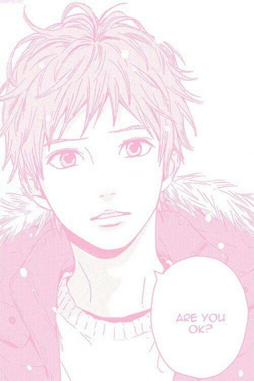 Suwa my love *.*  Manga Orange by Ichigo Takano