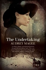 The Undertaking by Audrey Magee offers plentiful discussion points about the war and the Holocaust, as well as relationships, and what fiction can teach us about history.