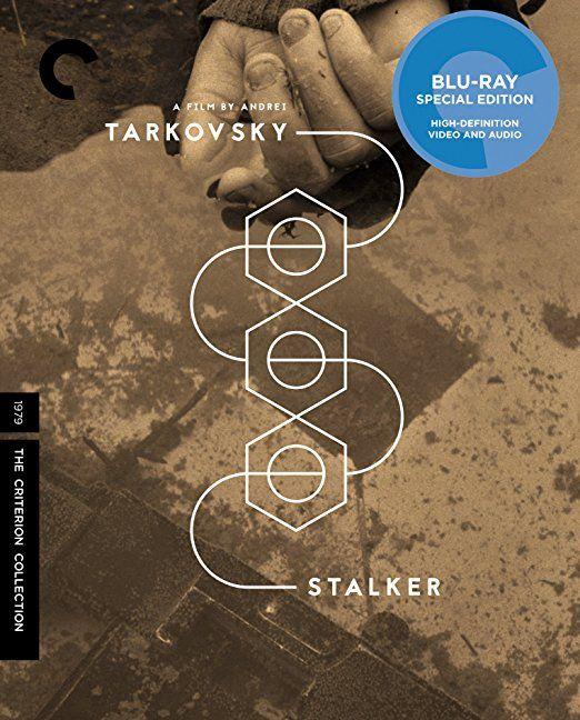 Stalker - Blu-Ray (Criterion Region A) Release Date: July 18, 2017 (Amazon U.S.)