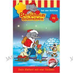 Hörbuch: Benjamin Blümchen 092 Bei Den Eskimos. Cassette Von Elfie Donnelly, Audiobooki w języku niemieckim <JASK>