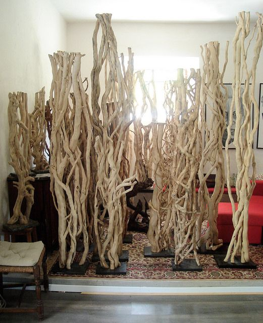 Ivy room sculpture