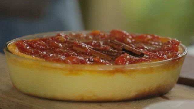 Receita de sobremesa simples é a base do tradicional queijo minas brasileiro e tem um toque de canela