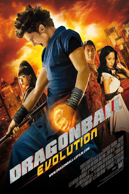 Watch Dragonball Evolution (2009) Full Movie HD Free Download