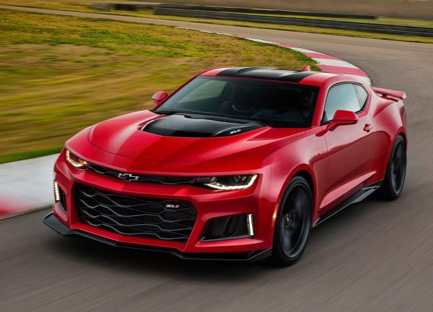 The 2017 Camaro ZL 1: Let The Competition Continue. Click to Find out more - http://fastmusclecar.com/news/2017-camaro-zl-1-let-competition-continue/ COMMENT.