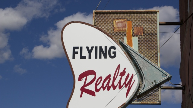 Flying Realty by David Gallagher on Flickr