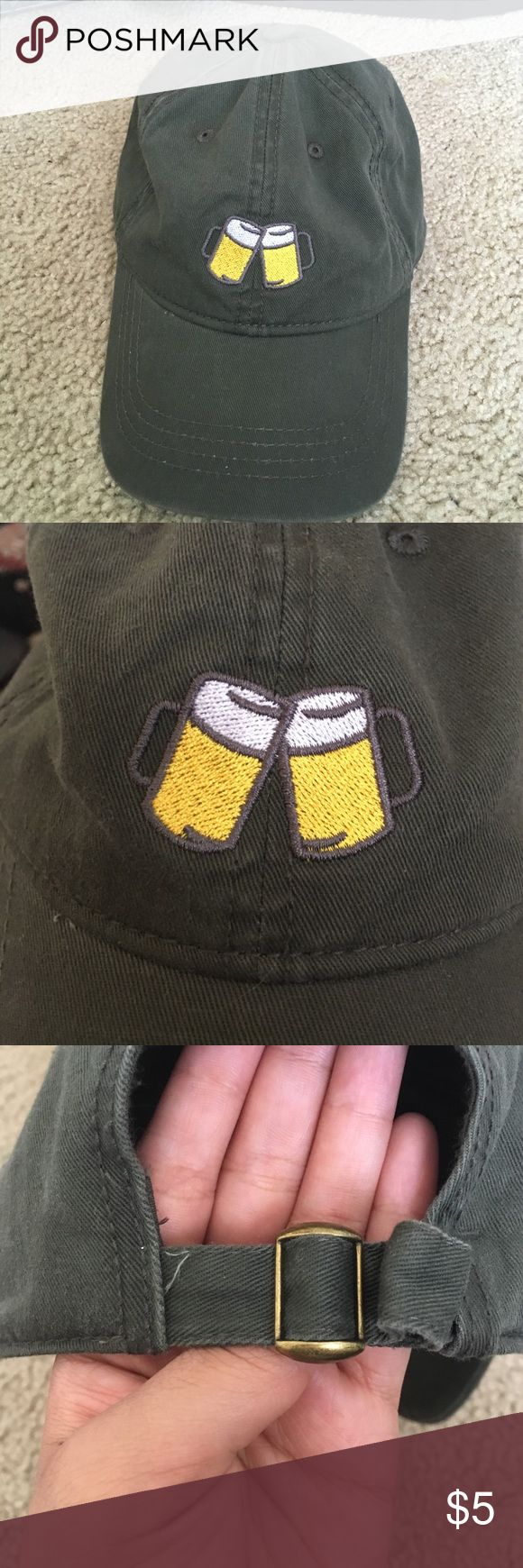 carbon elements beer mugs dad hat 100% cotton baseball cap Accessories Hats