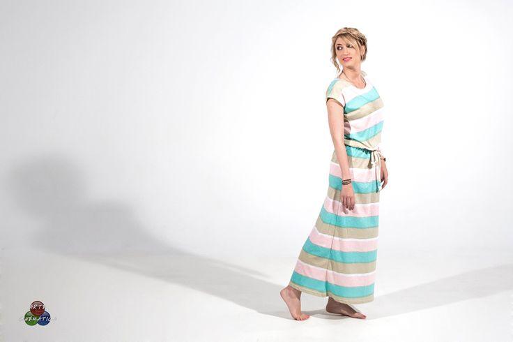 Cento Dress @ MTV Everyday girls - Myrto Kazi
