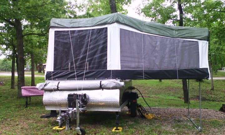 Meramec valley campground & RV park, Missouri (2015)