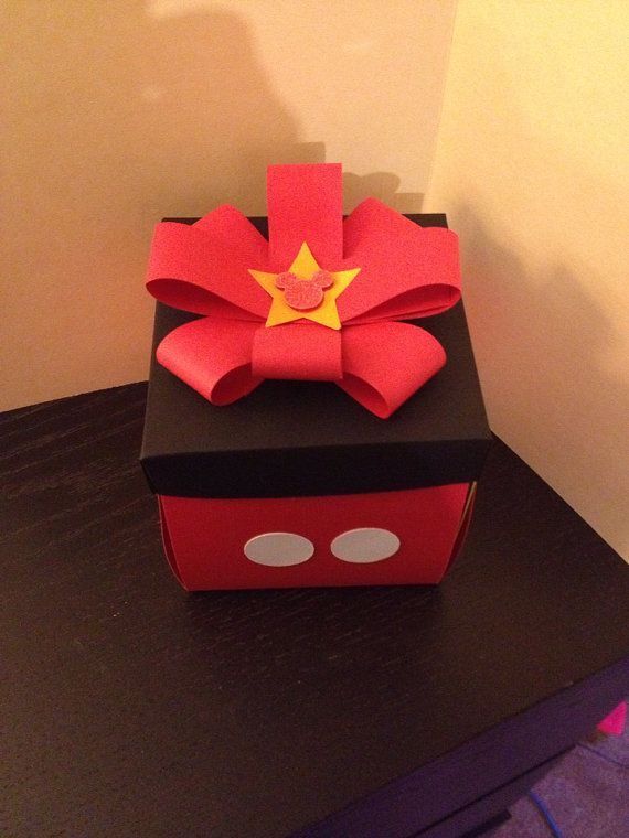 Surprise Disney trip exploding box on Etsy,5.00