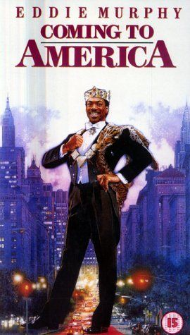 Coming to America (1988) - Eddie Murphy, Arsenio Hall, James Earl Jones