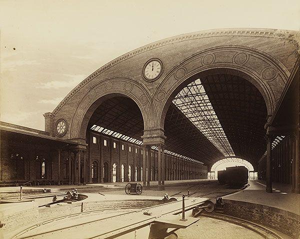1866 Berlin Goerlitzer Bahnhof