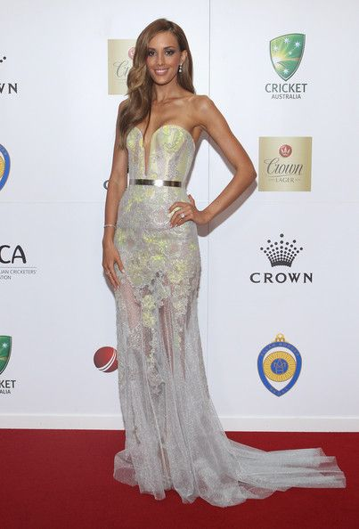 Rebecca Judd J'Aton Dresses, Rebecca Judd Jaton, Allan Border, Rebecca Judd Dresses, Gowns, Jaton Couture, J Atonement Dresses, Border Medal, 2012 Allan