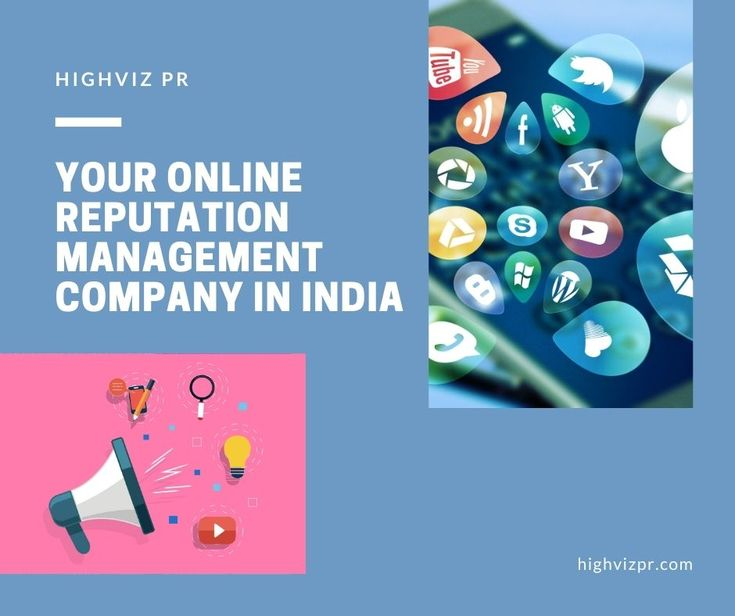 Your Online Reputation Management Company in India