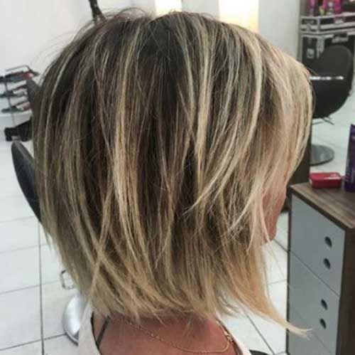 15+ lange Bob Haarschnitte für Frauen — Frisur Inspiration #haircut #haircutideas #hairstyle #haarschnitte