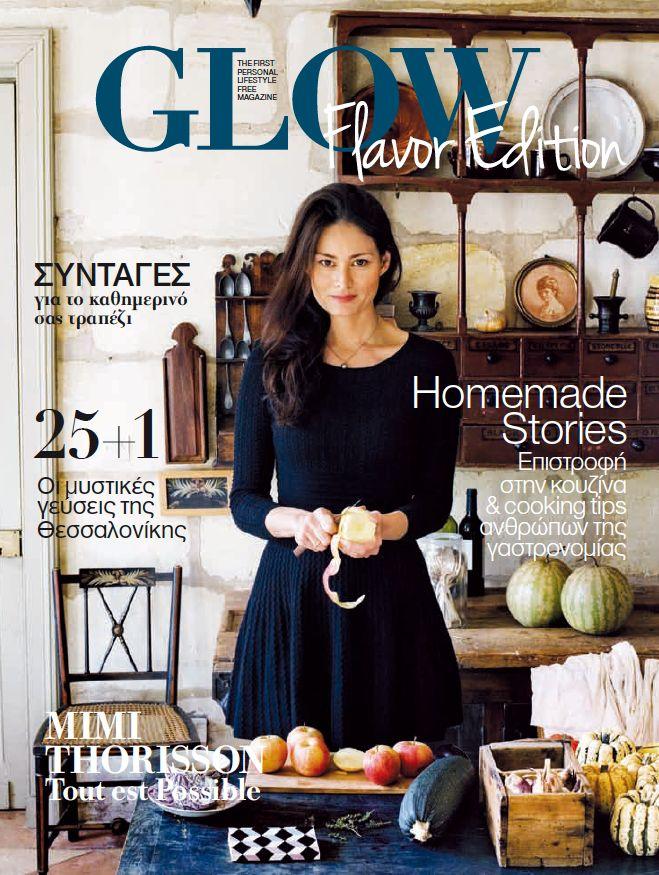 GLOW Flavor edition #3 #mimi_thorisson