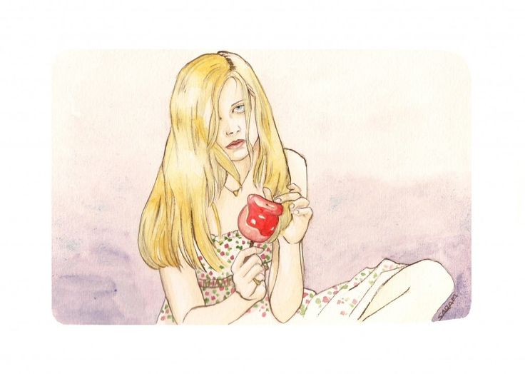 Lux from The Virgin Suicides for gli88folli.it