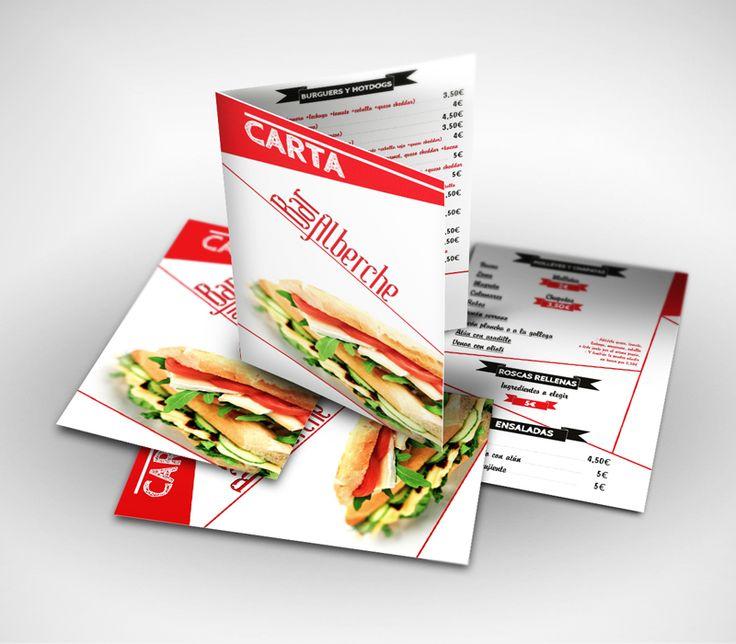 diseño de cartas