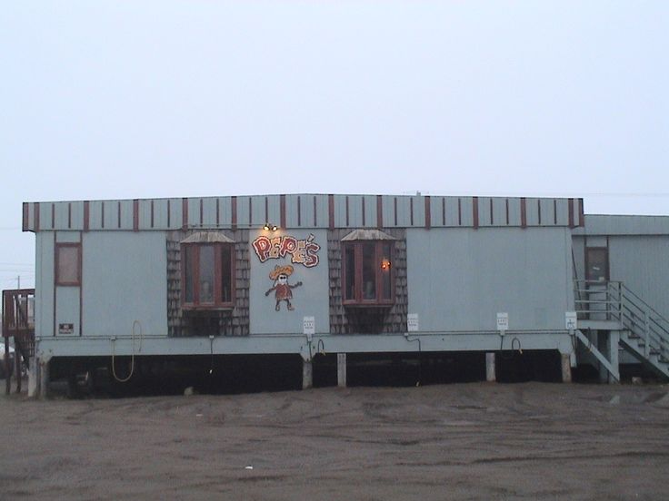 Pepe's Mexican restaurant point Barrow  Alaska