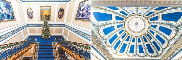 Shrigley Hall Wedding Photography – Alex
