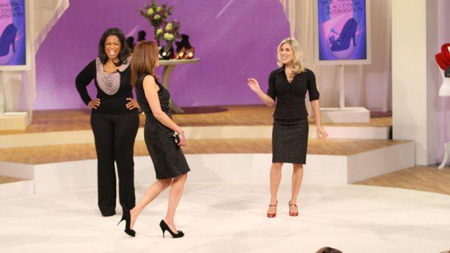 How to walk in stiletto heels