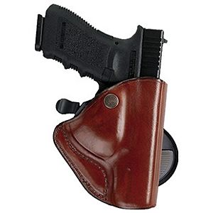 Bianchi 83 PaddleLok Auto Retention Paddle Holster - Tan - Glock 19/23/36