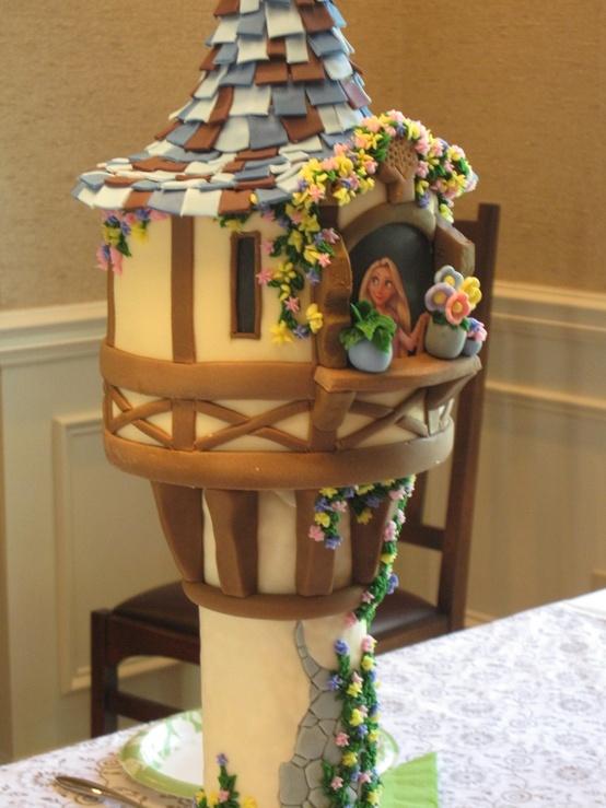 torta rapunzel rapunzel pinterest rapunzel. Black Bedroom Furniture Sets. Home Design Ideas